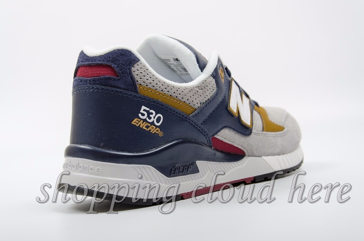 New Balance 530 amarillo
