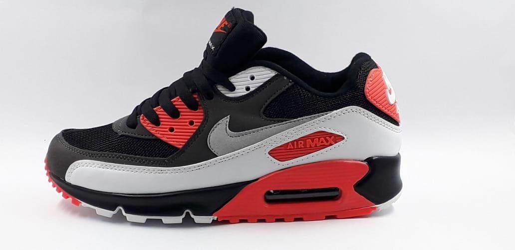 12a230921b3 Tennis Nike Air Max 90 - Infrared -   199.900 en Mercado Libre