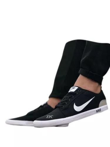 zapatillas hombre nike tela