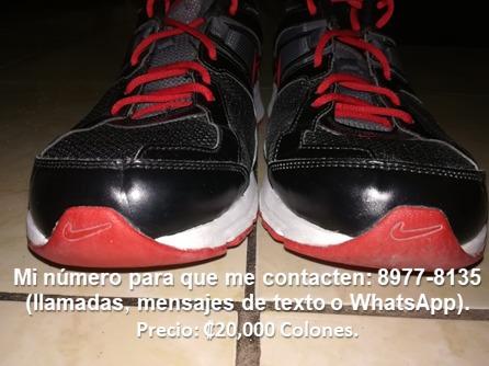tennis tenis zapatos nike dart originales talla 11/talla 45