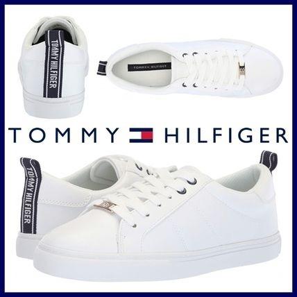 ad70f992 Tennis Tommy Hilfiger® Lamzey Blancos Clasicos Mujer 23.5 ...
