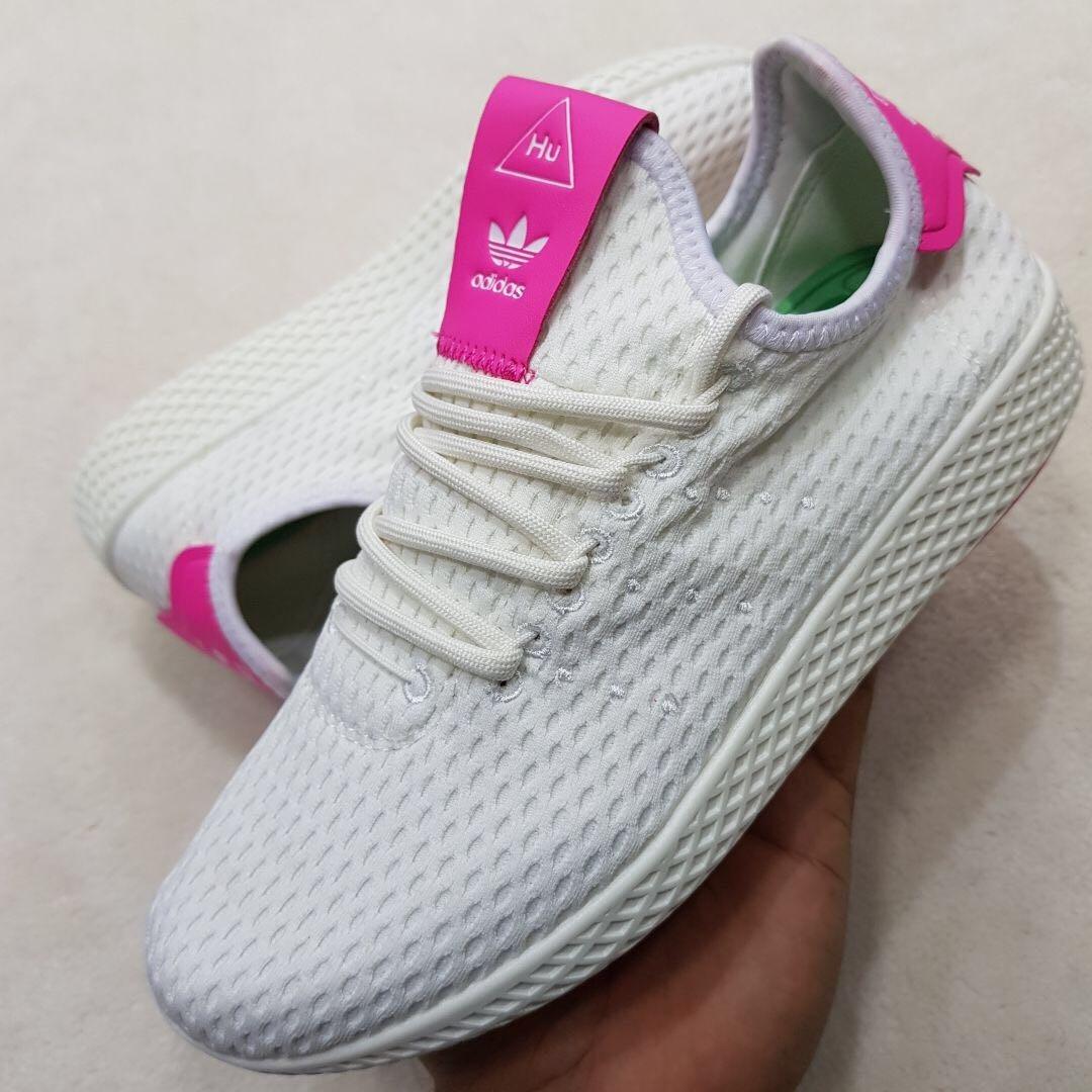 Tennis, Zapatillas adidas Pharrell Williams Para Dama