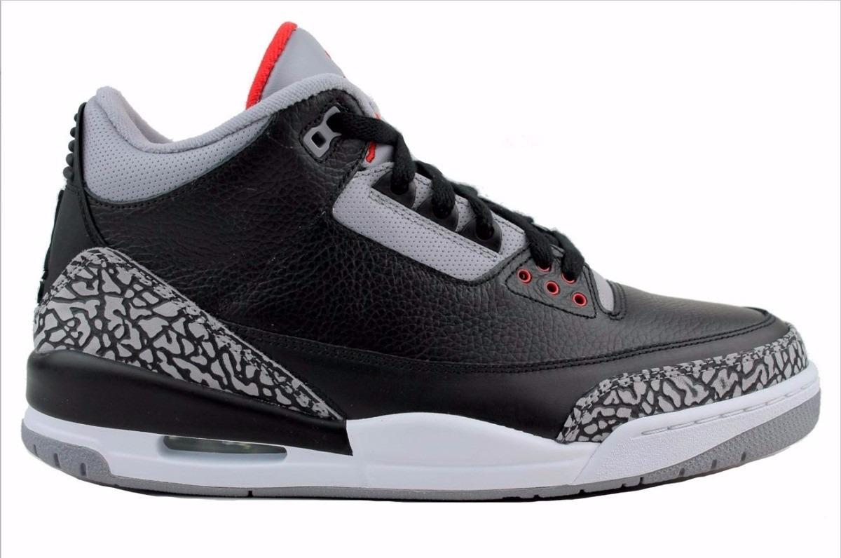 Air Jordan 3 Hombre