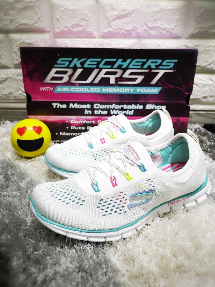 Tennis Zapatillas Mujer Skechers Flex