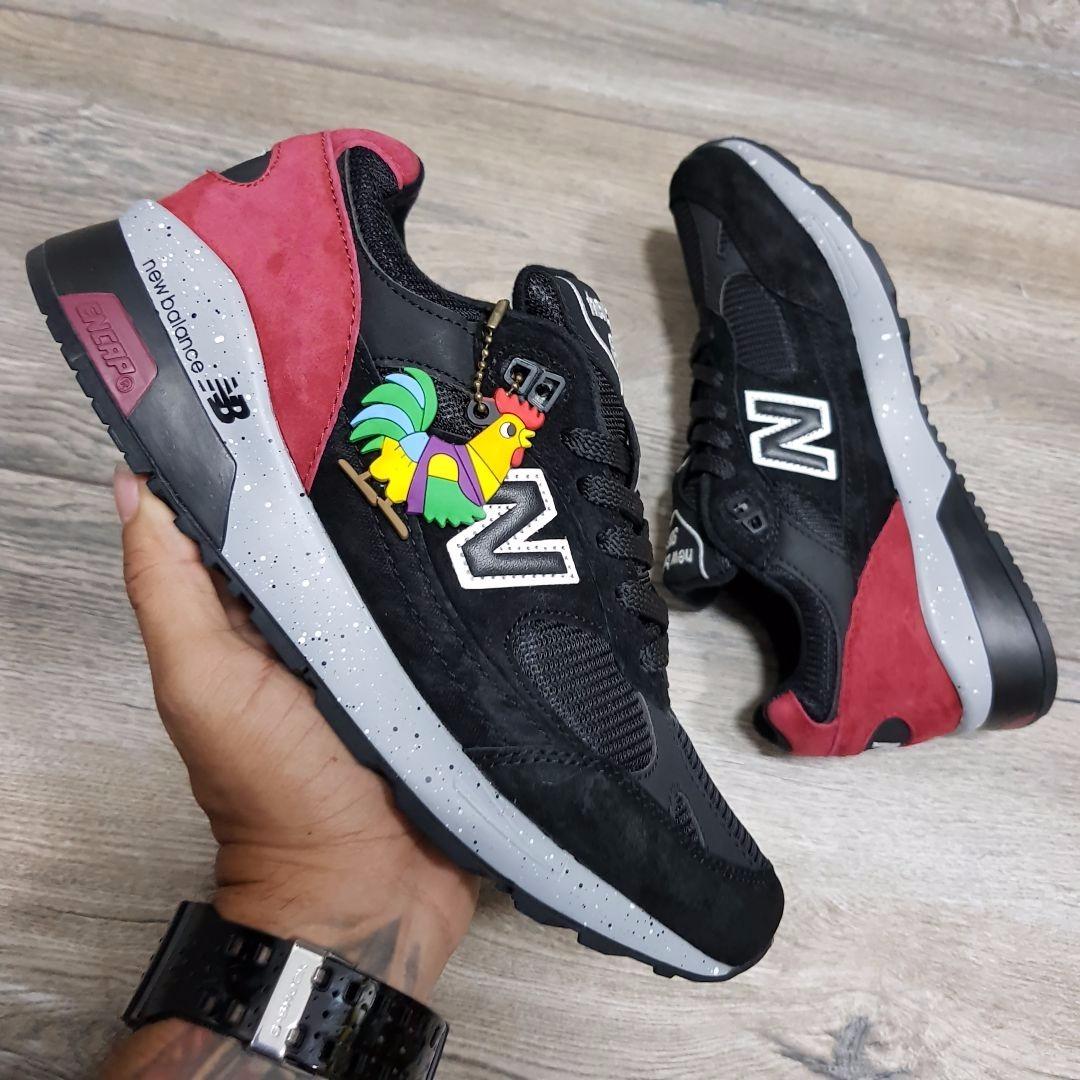 zapatillas new balance 991