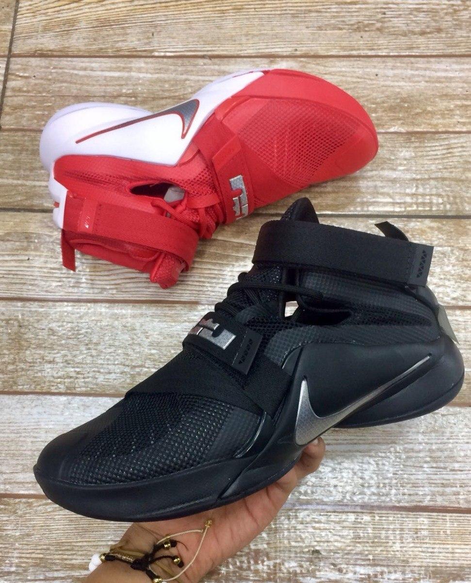 Para Tennis Nike 9stev Mar Hombre Zapatillas Lebron Soldier UpSzMV