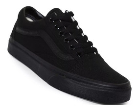 2zapatos vans negros