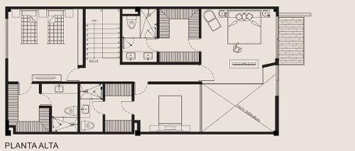 tennyson, polanco en la zona tranquila, espectacular garden house