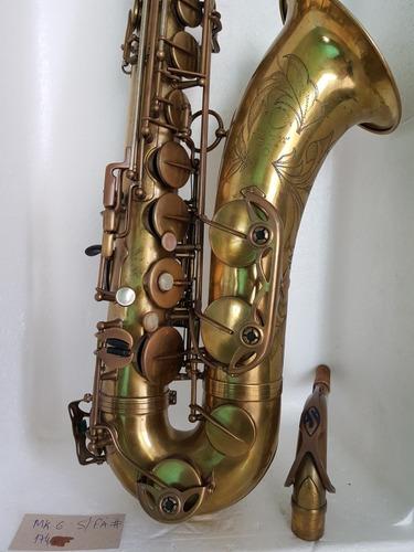 tenor selmer francês mark vl 174k ano 69/70 sem fa# francês