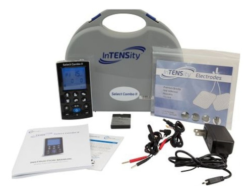 tens intensity select combo 2 electroterapia 4 corrientes