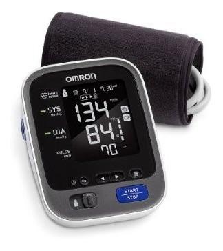 tensiómetro brazo omron 10 series monitor presión arterial