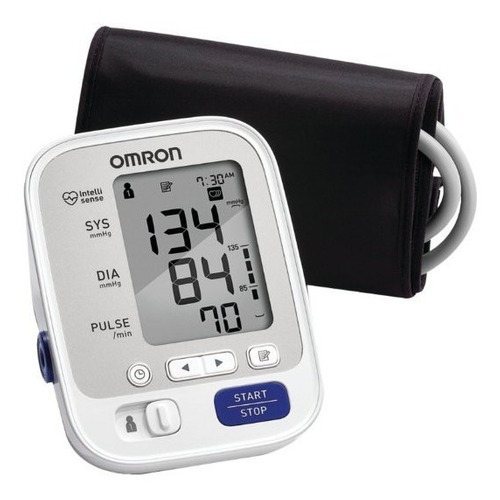 tensiómetro brazo omron 5 series monitor presión arterial
