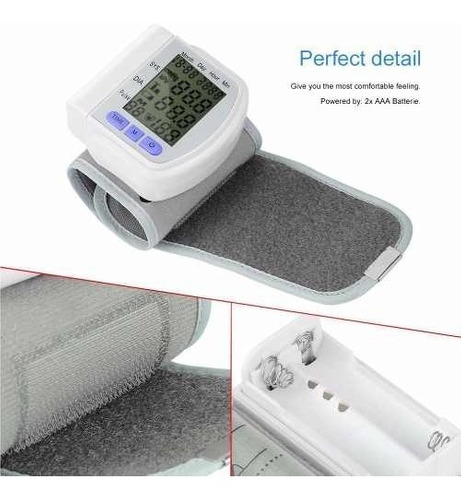 tensiometro contador de pulso medidor de presión