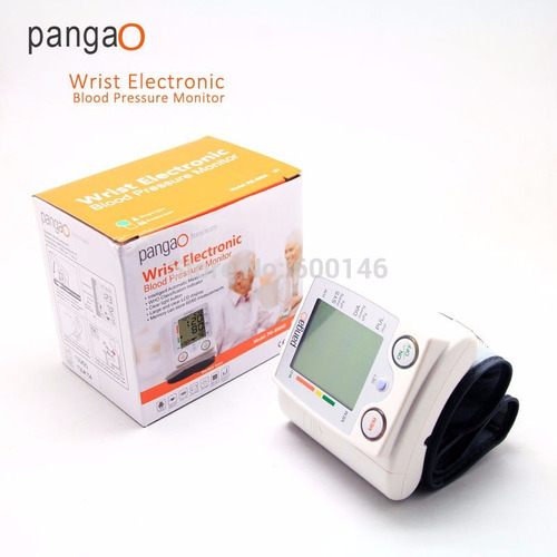 tensiómetro digital auto pangao de muñeca para medir presión