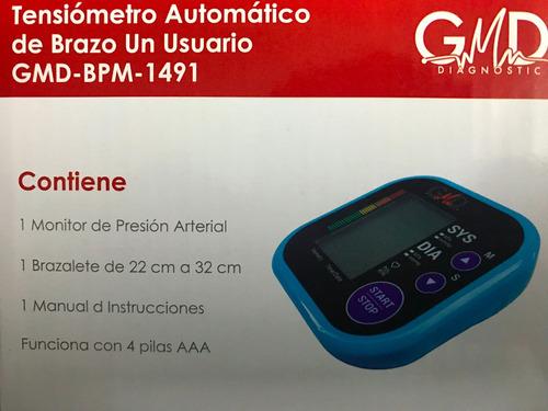 tensiometro digital automatico brazo envío gratis promocion