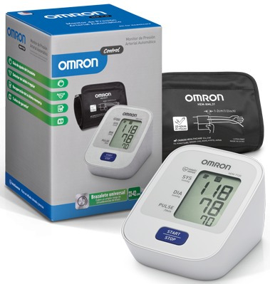 tensiometro digital automatico omron hem7120 o hem7114