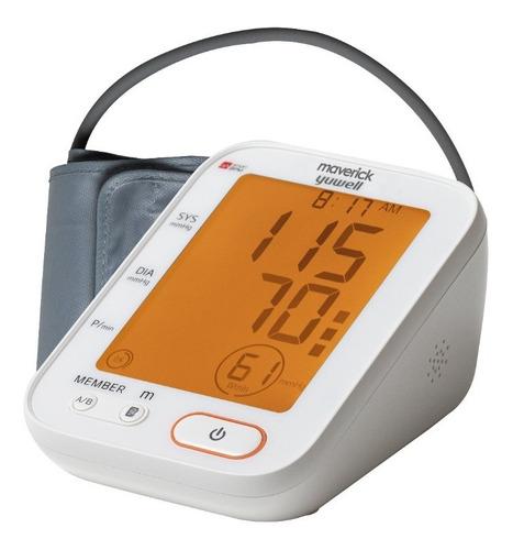 tensiómetro digital brazo maverick pantalla retroiluminado