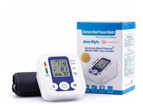 tensiometro digital brazo no necesita pilas