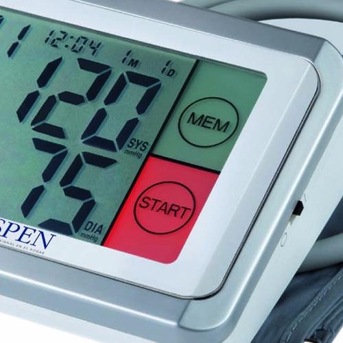 tensiometro digital de brazo aspen kd5962 automatico memoria