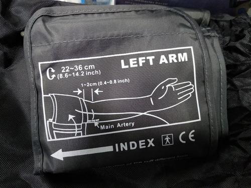 tensiometro digital de brazo automatico + envio gratis