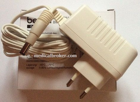 tensiometro digital de brazo beurer bm-40 + adaptador cte