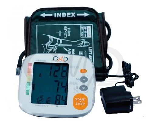 tensiómetro digital de brazo doble usuario con cargador
