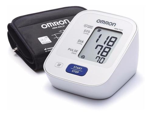 tensiómetro digital de brazo omron hem-7121 automático