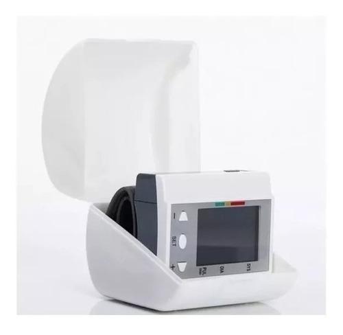 tensiómetro digital de muñeca exacto en caja + cofre