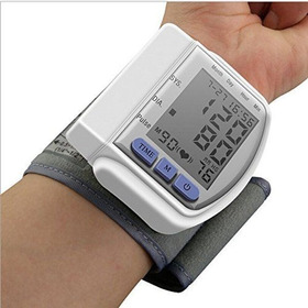 Tensiometro Digital De Muñeca Monitor Presión Arterial
