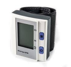tensiometro digital de muñeca monitor presion arterial ypt