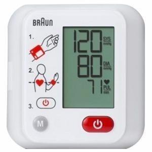 tensiometro digital muñeca braun bpw200ar 10 memorias