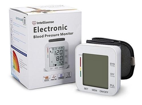 tensiometro digital muñeca medidor tension arterial intellis