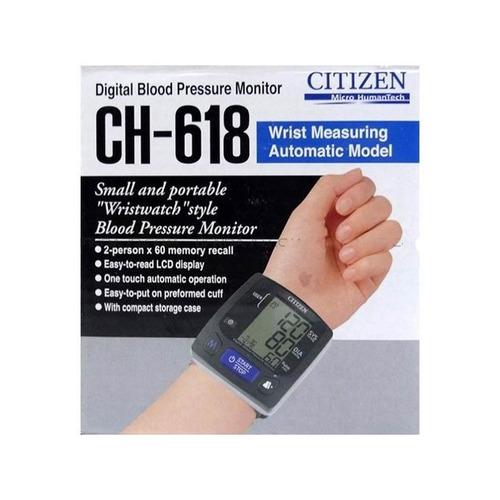 tensiometro medidor presión arterial automatico de muñeca
