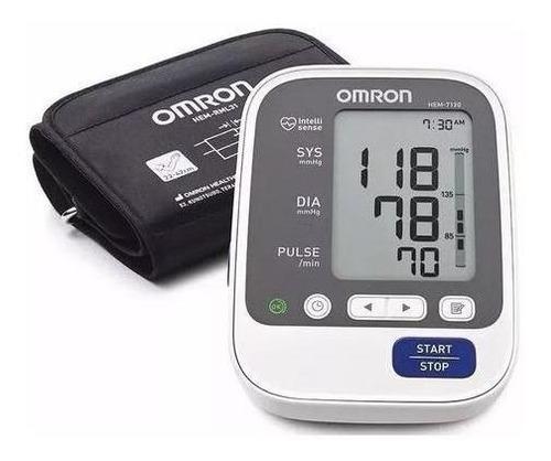 tensiometro presion arterial omron hem-7130 brazo + fuente