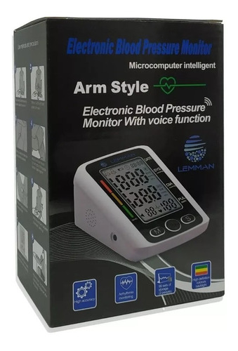 tensiometro profesional digital de brazo + envio
