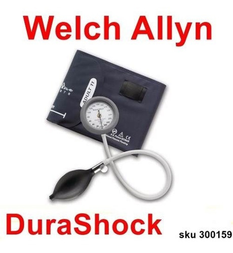 tensiometro welch allyn ds44 esfigmomanometro genuino w01