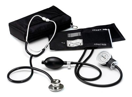 tensiometro y estetoscopio + estuche- ojo calidad mejorada!º