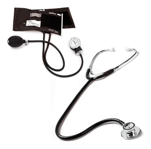tensiometro y fonendo prestige medical s-108 negro