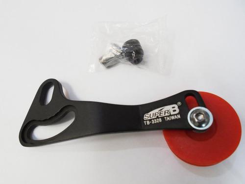 tensionador de corrente super b para bike