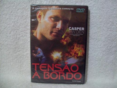 tensão a bordo dvd