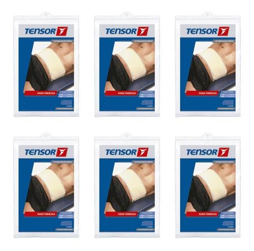 tensor 3941 faixa torácica 25cm p/ m (kit c/06)
