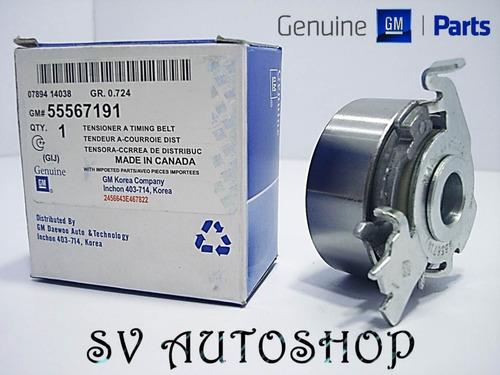 tensor correa tiempo optra design advance palio 1.8 55567191