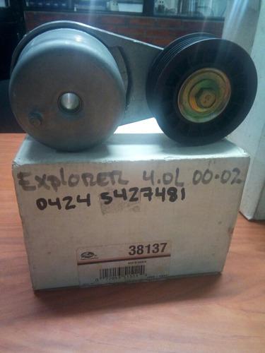 tensor correa unica ford explorer 4.0l  2000-02 g38137 40 us