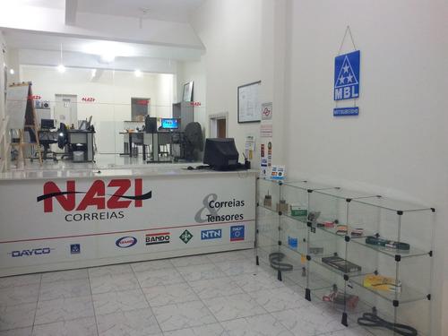 tensor da correia de acessórios - mercedes-benz  1122000970