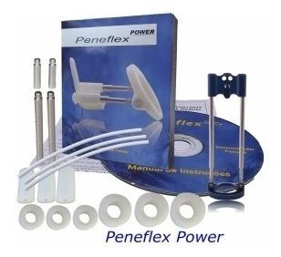 tensor extensor alongador peniano até 26cm - peneflex power