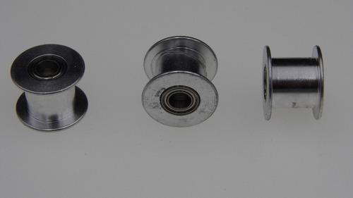 tensor liso banda 10mm 2gt eje 5mm polea loca sincronica