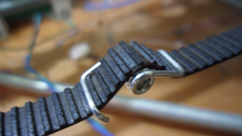 tensor para banda gt2 o 2gt 6 o 6.35mm de ancho reprap cnc