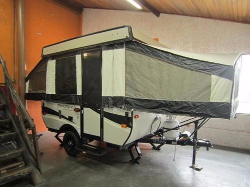 tent trailer 0 km - importado dos eua - pronta entrega no br