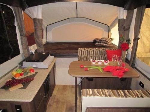 tent trailer 1640 nova- motorhome- y@w4
