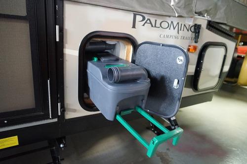 tent trailer t12 0km com banheiro e slide out motorhome y@w2